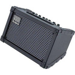 Roland CUBE Street Battery Powered Stereo Amplifier (Black)