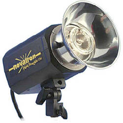 sc 1 st  Bu0026H & Novatron M150 Monolight w/ UV Flashtube (120VAC) NM150 Bu0026H Photo azcodes.com