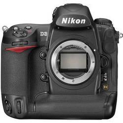 Nikon D3 SLR Digital Camera (Camera Body)