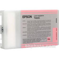 Epson UltraChrome Light Magenta Ink Cartridge (110ml)