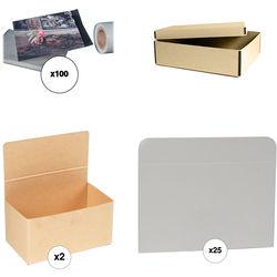 Archival Methods Metal Edge Quantity Print Organizer Kit