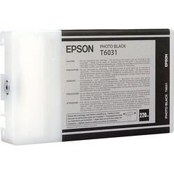 Epson UltraChrome K3 Photo Black Ink Cartridge (220 ml)