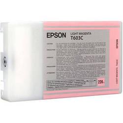 Epson UltraChrome Light Magenta Ink Cartridge (220ml)