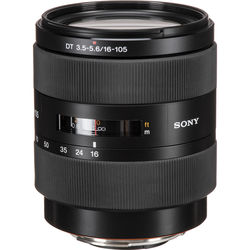 Sony DT 16-105mm f/3.5-5.6 Lens