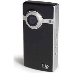 Flip Video Flip Video Ultra 30 Minute Camcorder  (Black)