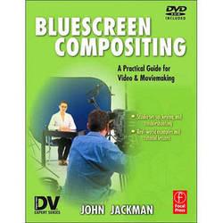 Focal Press Book/CD: Bluescreen Compositing