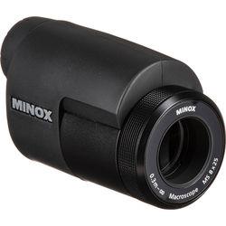 Minox 8x25 Macroscope Monocular (Black)