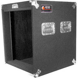 Odyssey Innovative Designs CRP12W Carpeted Rack Case (Black)
