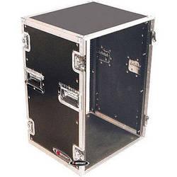 Odyssey Innovative Designs FZAR16 Flight Zone 16 Space Amp Rack Case
