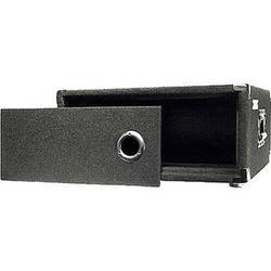 Odyssey Innovative Designs CRE04 Carpeted Econo Rack Case (Black)