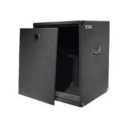 Odyssey Innovative Designs CRE14 Carpeted Econo Rack Case (Black)