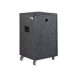 Odyssey Innovative Designs CRE18W Carpeted Econo Rack Case (Black)