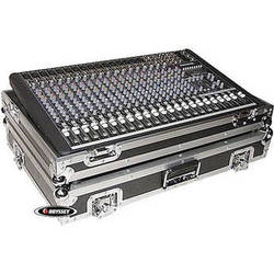 Odyssey Innovative Designs FZCFX20 Flight Zone Live Sound Mixer Case