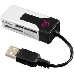 Aluratek AUCR200 USB 2.0 Multi-Media Card Reader