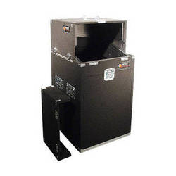 Odyssey Innovative Designs CS4814W Carpeted Slide-Style Case with Casters