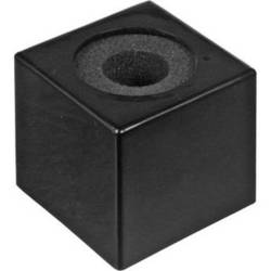 "K-Tek Square Microphone Flag 2.25"" (Black)"