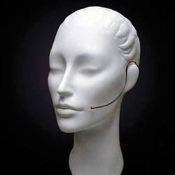 Countryman E6i Cardioid Ear Set Head-worn Microphone (No Cable) (Black)