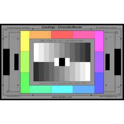 DSC Labs ChromaDuMonde 12 Maxi CamAlign Chip Chart