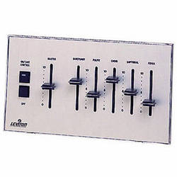 NSI / Leviton Analog Seven Channel Wall-Mountable ON/TAKE Control Switch