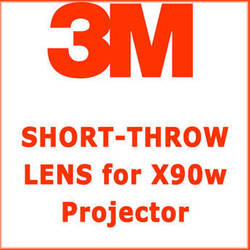 3M 20- 31.9mm Short Throw Projection Lens