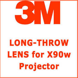 3M 31.9-62.6mm Long Throw Projection Lens
