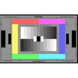 DSC Labs ChromaDuMonde 12+4-R Junior CamAlign Chip Chart with Resolution