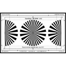 DSC Labs Backfocus Super Maxi Focus Pattern Chart