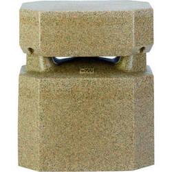 OWI Inc. LGS400SS Octagon Garden Speaker (Sandstone)
