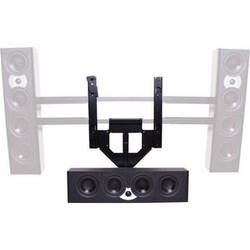 """Chief Model PACCC1, Center Channel Speaker Adapter (Up to 50"""" TVs)"""