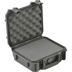 "SKB 3I-0907-4-C Small Mil-Std Waterproof Case 4"" Deep (Black)"