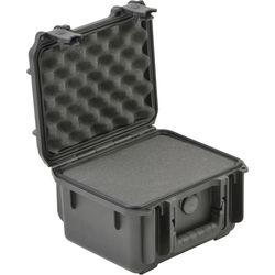 "SKB 3I-0907-6-C Small Mil-Std Waterproof Case 6"" Deep (Black)"