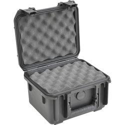 """SKB 3I-0907-6-L Small Mil-Std Waterproof Case 6"""" Deep (Black)"""