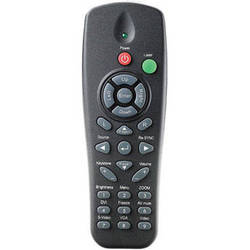 Optoma Technology Model BR-5016L Remote Control for the EP721 and EP727 DLP Projectors