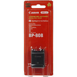 Canon BP-808 Lithium-Ion Battery