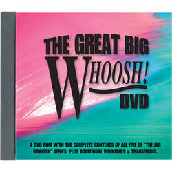 Sound Ideas The Great Big Whoosh Production Elements Collection (1 DVD ROM)