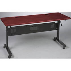 "Balt 60"" Flipper Table (Mahogany)"