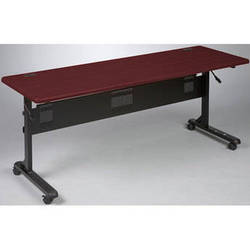 "Balt 72"" Flipper Table (Mahogany)"
