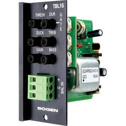 Bogen Communications TBL1S Transformer Balanced Input Module