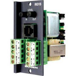 Bogen Communications RIO1S  Relay Input/Output Module