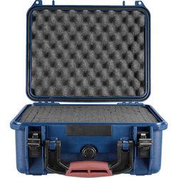 Porta Brace PB-2300F Hard Case with Foam Interior (Blue)