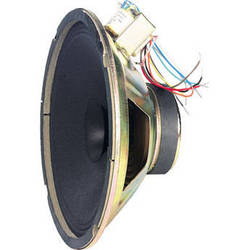 """Bogen Communications S810T725 8"""" 4W 25/70V Unmounted Paging Ceiling Speaker (6"""" Wire Leads)"""