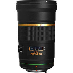 Pentax SMCP-DA* 200mm f/2.8 ED (IF) SDM Autofocus Lens for Digital SLR