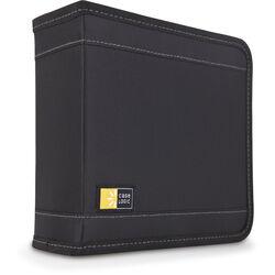 Case Logic CDW-32 32 Capacity CD Wallet (Black)