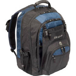 Targus TXL617 XL Notebook Backpack (Black)