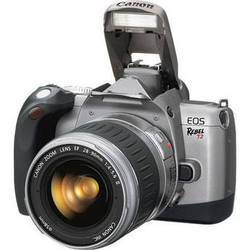 Canon EOS Rebel T2 QD with Date 35mm SLR Autofocus Camera Kit with 28-105mm f/4-5.6 USM Lens