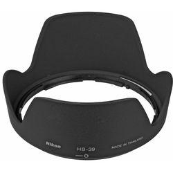 Nikon HB-39 Bayonet Lens Hood for 16-85mm and 18-300mm f/3.5-6.3G ED VR Lenses