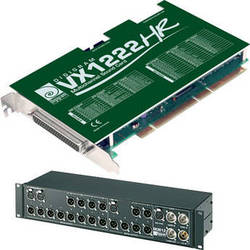 Digigram VX1222HR - PCI Universal Digital Audio Card (with BOB12 Breakout Box)