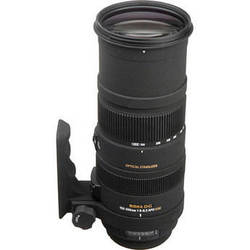 Sigma 150-500mm f/5-6.3 APO DG OS HSM Lens for Canon EF Mount