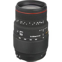 Sigma 70-300mm f/4-5.6 APO DG Macro Lens for Nikon AF-D