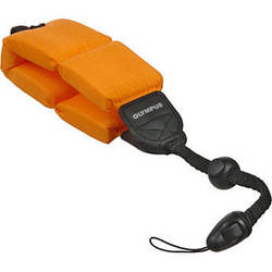 Olympus Floating Wrist Strap (Orange)
